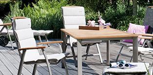 kettler auf auflagen f r gartenm bel in hannover und hamburg ludwig drau en und drinnen wohnen. Black Bedroom Furniture Sets. Home Design Ideas