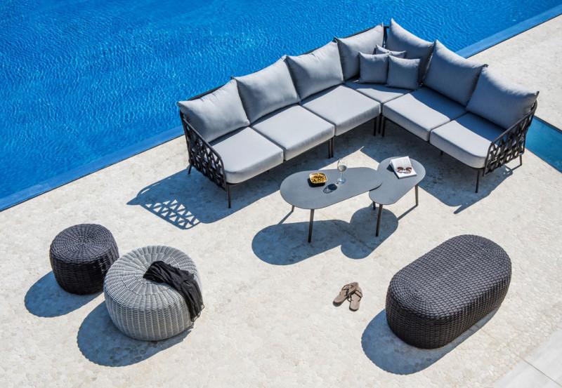 Palm Lounge Möbel Gartenmöbel Ludwig Draußen Drinnen Wohnen