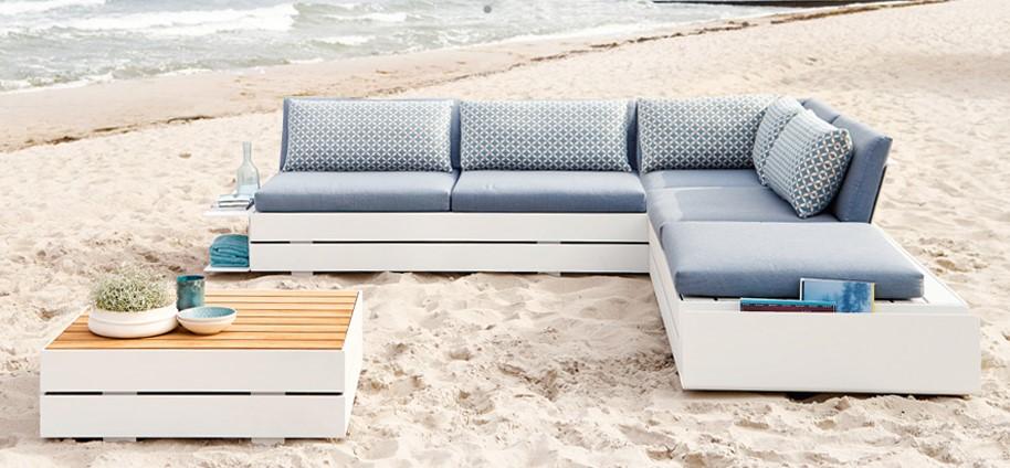 exclusive Lounge-Möbel in Hannover und Hamburg   LUDWIG - draußen ...