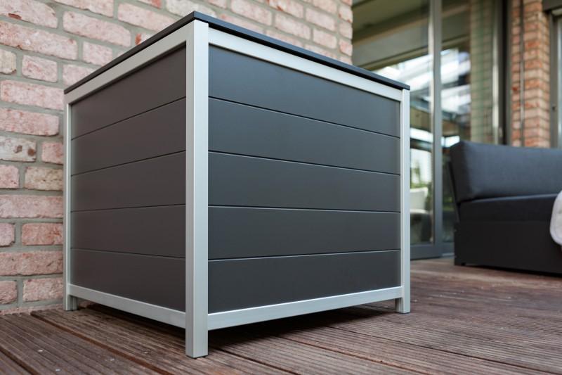 gartentruhen aus hpl in hannover und hamburg ludwig drau en und drinnen wohnen. Black Bedroom Furniture Sets. Home Design Ideas