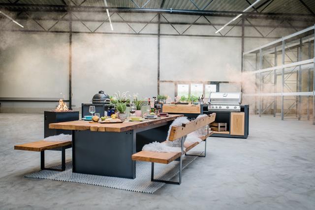 Outdoor Küchen Oehler : Oehler outdoorküchen grills ludwig draußen und drinnen wohnen